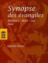Synopse des évangiles- Matthieu, Marc, Luc, Jean - Lucien Deiss | Showmesound.org