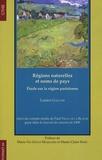 Lucien Gallois - Régions naturelles et noms de pays - Etude sur la région parisienne.