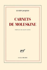 Lucien Jacques - Carnets de Moleskine.