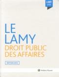 Lucien Rapp et Philippe Terneyre - Le Lamy droit public des affaires.