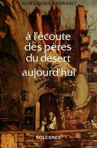 Era-circus.be A l'écoute des pères du désert aujourd'hui - Apophtegmes des Pères traduits et commentés Image