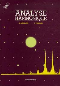 Analyse harmonique - Lucien Touzillier |