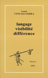 LANGAGE VISIBILITE DIFFERENCE. Histoire du discours mathématique de lâge classique au XIXème siècle.pdf