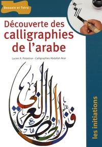 Lucien-X Polastron - Découverte des calligraphies de l'arabe.