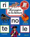 Lucienne Mestres et Emilie Beaumont - L'imagerie de la lecture.