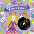 Lucile Ahrweiller - Cartes à gratter Printemps - Avec 6 cartes et 1 bâtonnet.