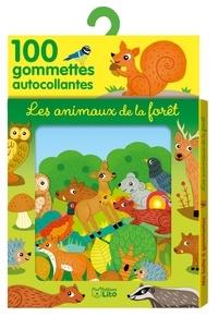 Lucile Ahrweiller - Les animaux de la forêt.