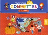 Feriasdhiver.fr Ma pochette de 100 gommettes - Les contes Image