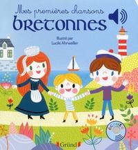 Lucile Ahrweiller - Mes premières chansons bretonnes.