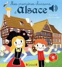 Lucile Ahrweiller - Mes premieres chansons d'Alsace.