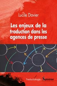 Les enjeux de la traduction dans les agences de presse.pdf