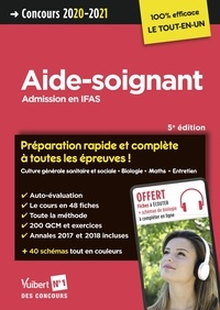 Concours Aide-soignant- Admission en IFAS - Lucile Diriberry |