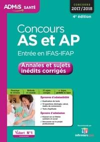 Concours AS et AP Entrée en IFAS-IFAP - Annales et sujets inédits corrigés.pdf