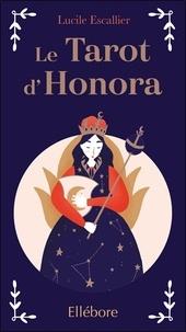Lucile Escallier - Le Tarot d'Honora.