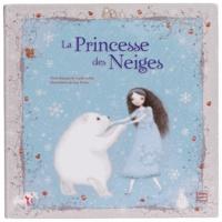 Lucile Galliot et Lisa Evans - La princesse des neiges.