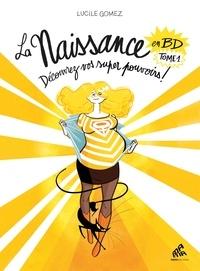 It series books téléchargement gratuit pdf La naissance en BD  - Découvrez vos super pouvoirs !