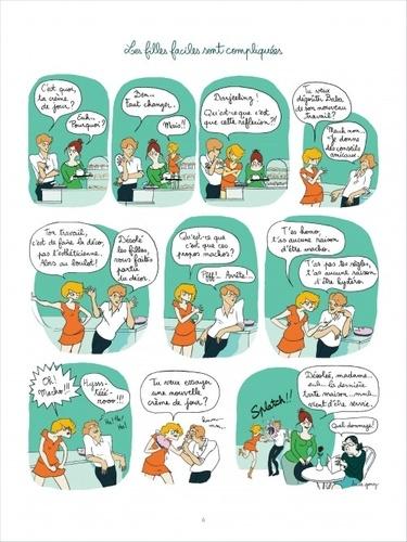Tea for two Tome 1 Les filles faciles sont compliquées