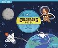 Lucile Patron - Coloriages pixels.