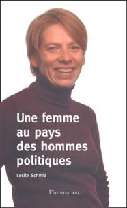 Lucile Schmid - .