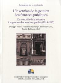 Deedr.fr L'invention de la gestion des finances publiques - Du contrôle de la dépense à la gestion des services publics (194-1967) Image