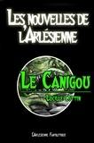 Lucille Cottin et l'Arlésienne Editions - Le Canigou - Nouvelle fantastique.