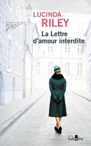 La lettre d'amour interdite Edition en gros caractères