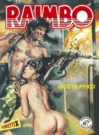 Lucio Filippucci et Bernard Joubert - FUMETTIX  : Raimbo.