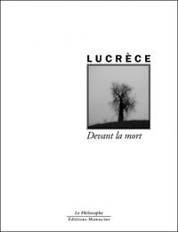 Lucrèce - Devant la mort.