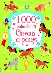 Lucy Bowman - 1 000 autocollants chevaux et poneys.