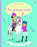 Lucy Bowman et Jessica Sécheret - Au Poney-Club.