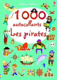 Lucy Bowman - Les pirates - 1 000 autocollants.