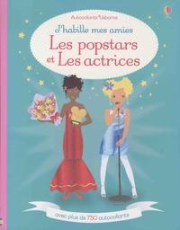 Lucy Bowman et Fiona Watt - Les popstars et les actrices.