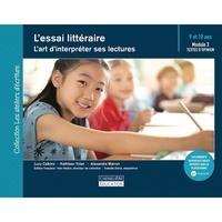 Lucy Calkins - Essai litteraire : l'art d'interpreter ses lectures.