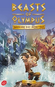 Lucy Coats - Beasts of Olympus Tome 3 : La course des dieux.