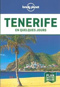Lucy Corne et Damian Harper - Tenerife en quelques jours. 1 Plan détachable