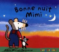 Lucy Cousins - Bonne nuit Mimi - Avec peluche.