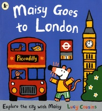 Lucy Cousins - Maisy Goes to London.