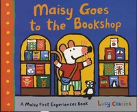 Lucy Cousins - Maisy Goes to the Bookshop.
