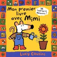 Lucy Cousins - Mon premier livre avec Mimi.