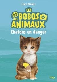 Lucy Daniels - Les bobos des animaux Tome 1 : Chatons en danger.