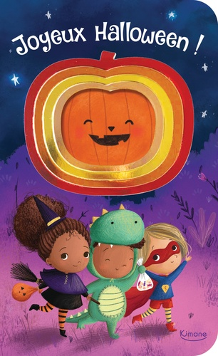 Joyeux Halloween Mon Joli Livre Scintillant Album