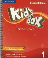 Galabria.be Kid's Box 1 Teacher's Book Image