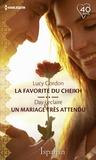Lucy Gordon et Day Leclaire - La favorite du Cheikh - Un mariage très attendu.