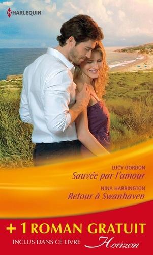 Sauvée par l'amour - Retour à Swanhaven - Premier baiser. (promotion)