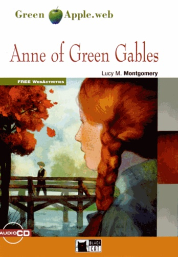 Lucy Maud Montgomery - Anne of Green Gables. 1 CD audio