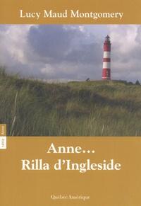 Lucy Maud Montgomery - Anne Tome 8 : Rilla d'Ingleside.