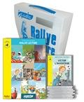 Ludic - Colibri, le rallye lecture - Une mallette, un fichier pédagogique photocopiable et 10 titres de la collection Colibri Belin.