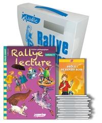 Philippe Perrot - Folio cadet 1, le rallye lecture - Une mallette, un fichier pédagogique photocopiable et 15 titres de la collection Folio cadet Gallimard.