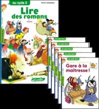 Philippe Perrot - Gare à la maîtresse ! Le fichier pédagogique + 5 romans.