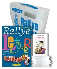 Philippe Perrot - J'aime lire, le rallye lecture - Une mallette, un fichier pédagogique photocopiable et 12 titres de la collection J'aime lire Bayard.